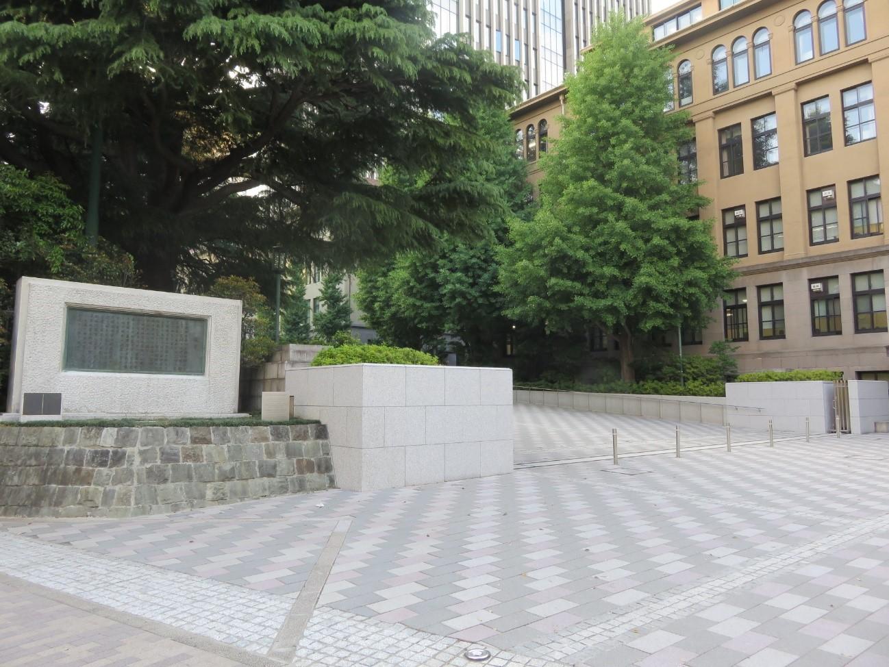 早稲田大学早稲田キャンパス正門